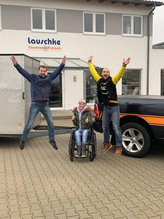 Jump Lauschke Caravan und Freizeit